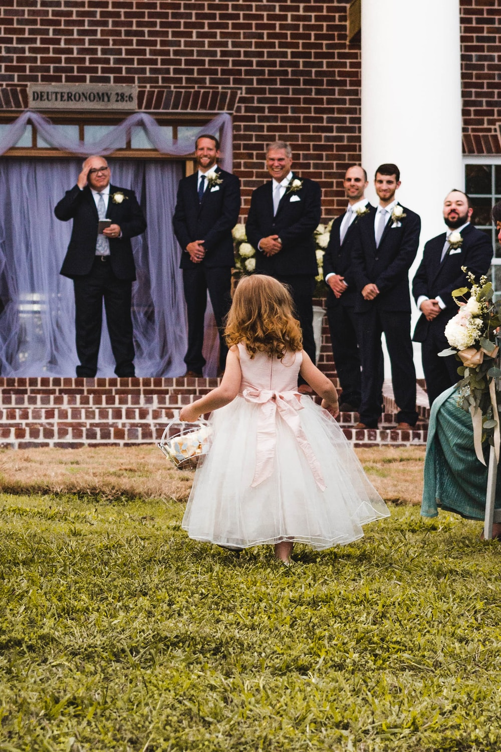 500 flower girl pictures hd download free images on unsplash wedding day mightylinksfo