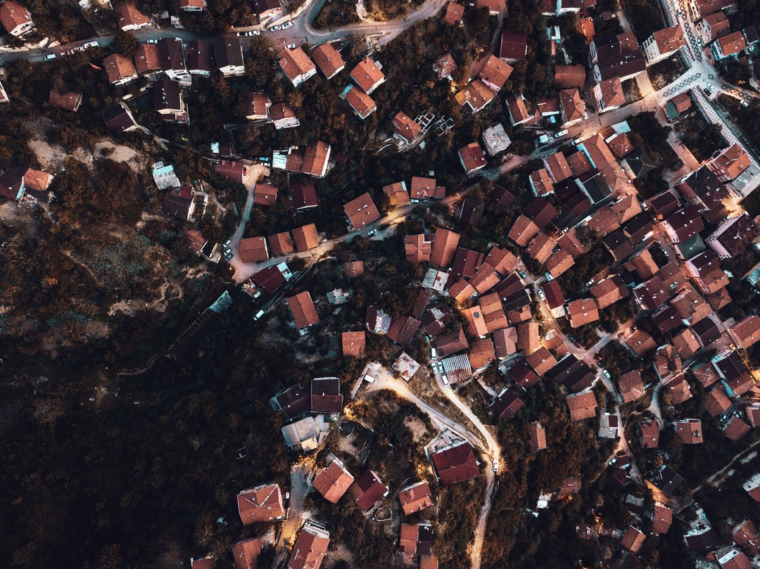 I like to explore Istanbul from air with my Mavic Pro. This capture shows the emerging Istanbul's nature.