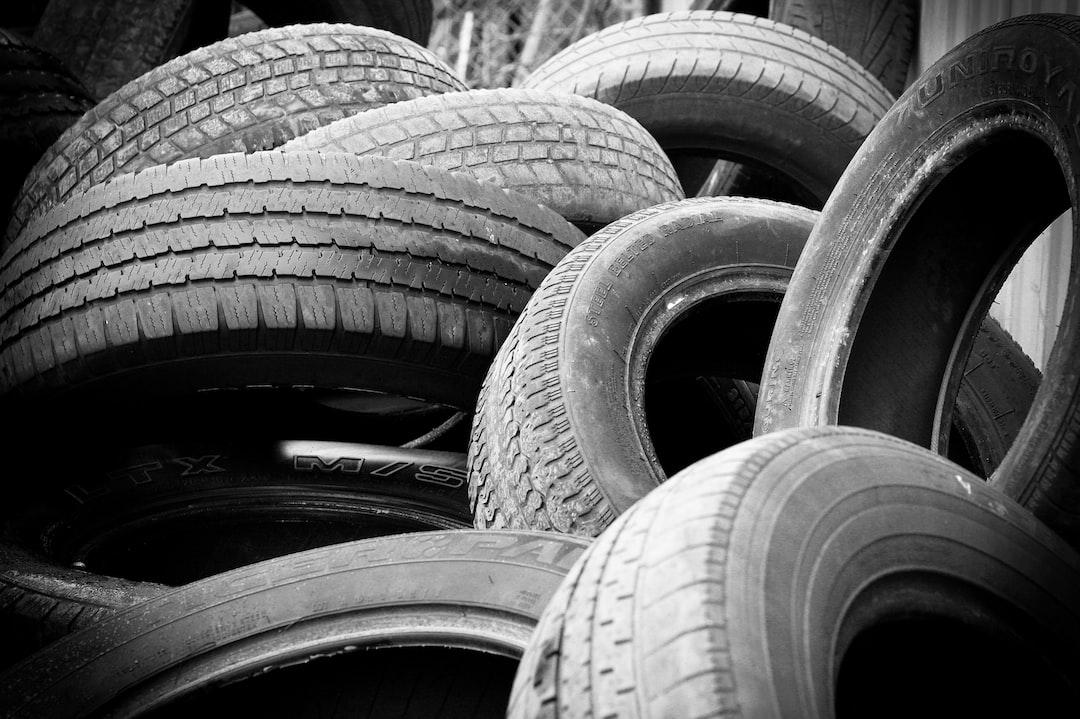 タイヤの種類とタイヤの役割 - タイヤの基礎知識