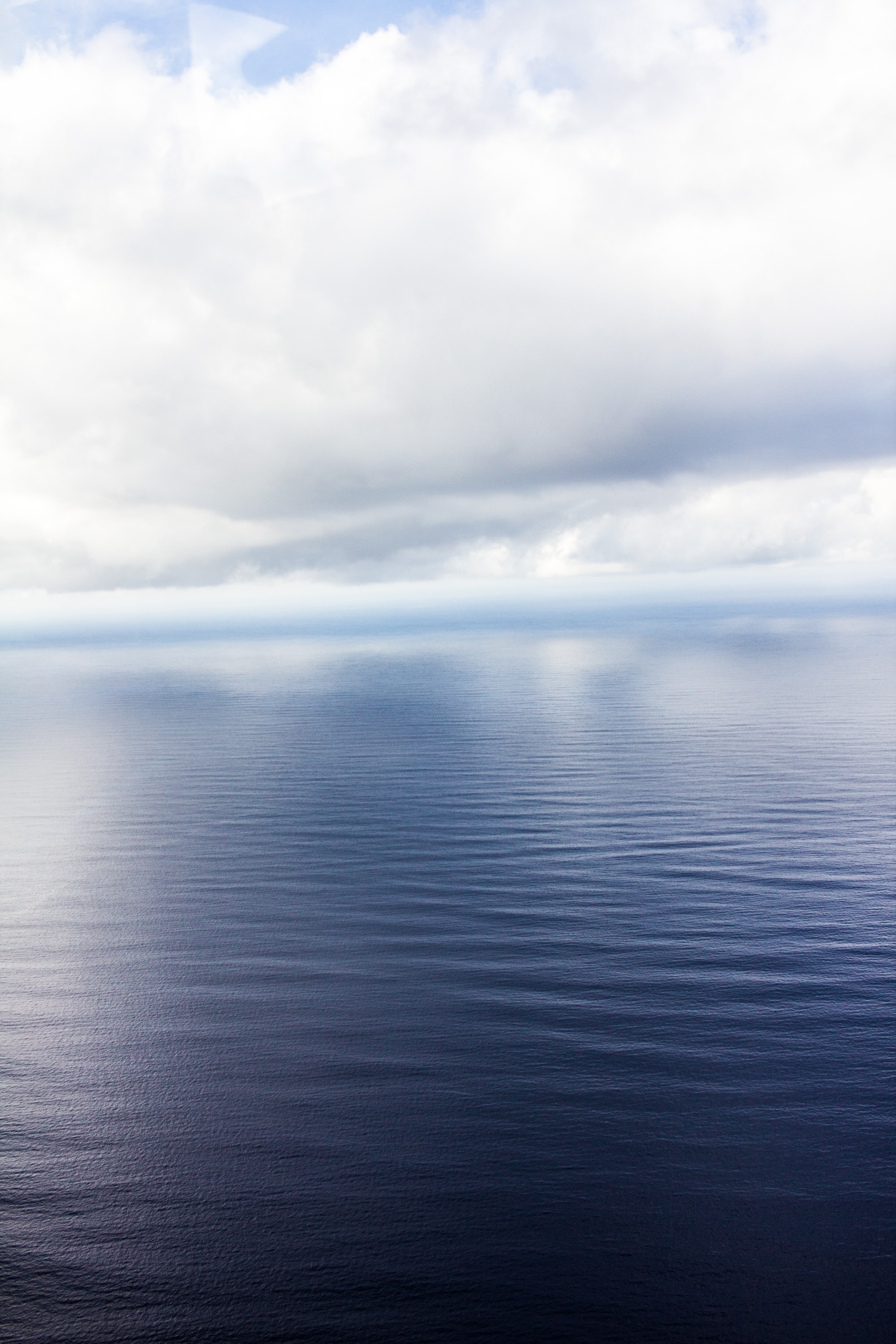 photo of calm body of water