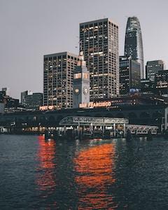 San Francisco signage
