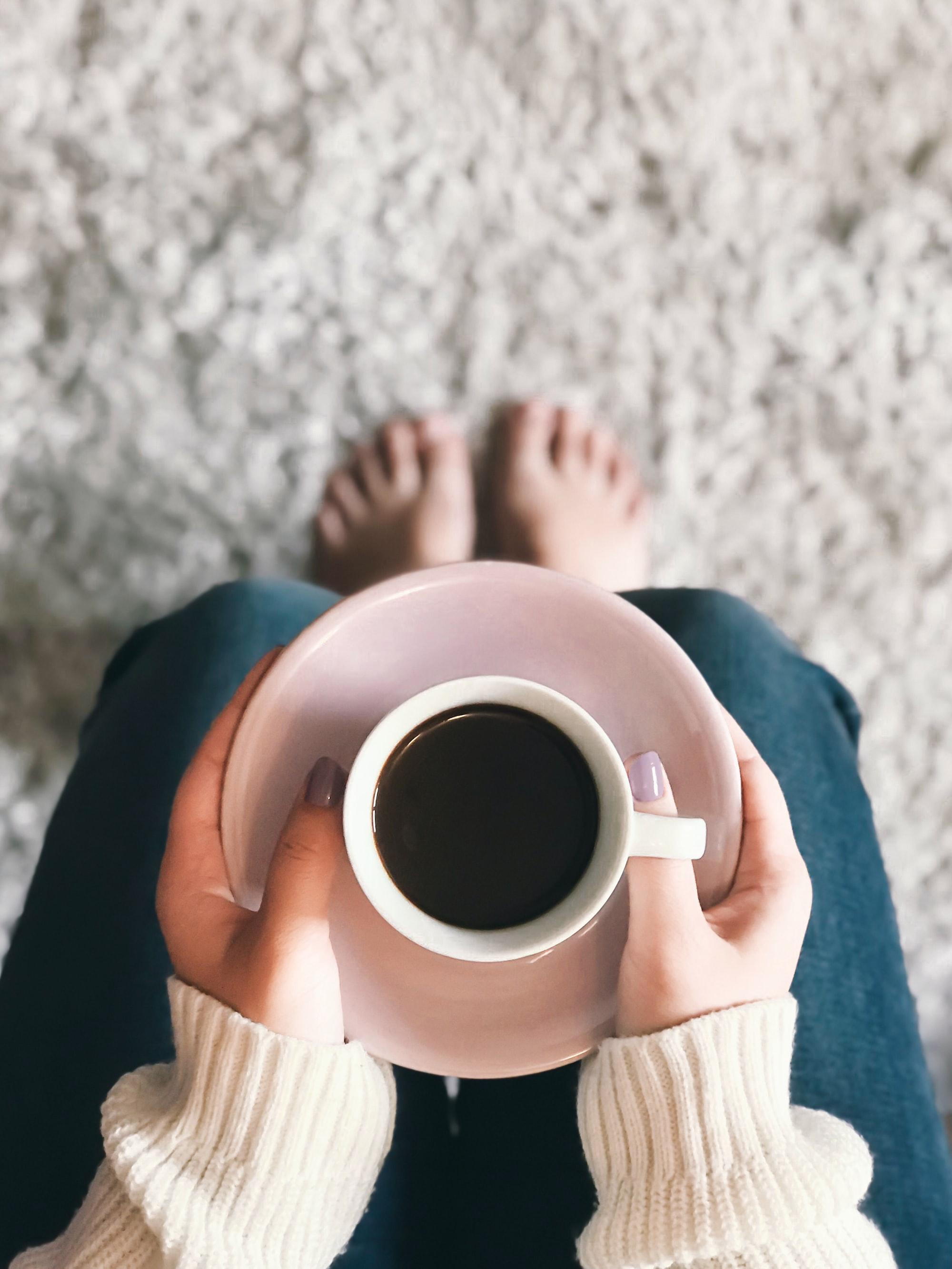 I quit caffeine for 30 days, again.