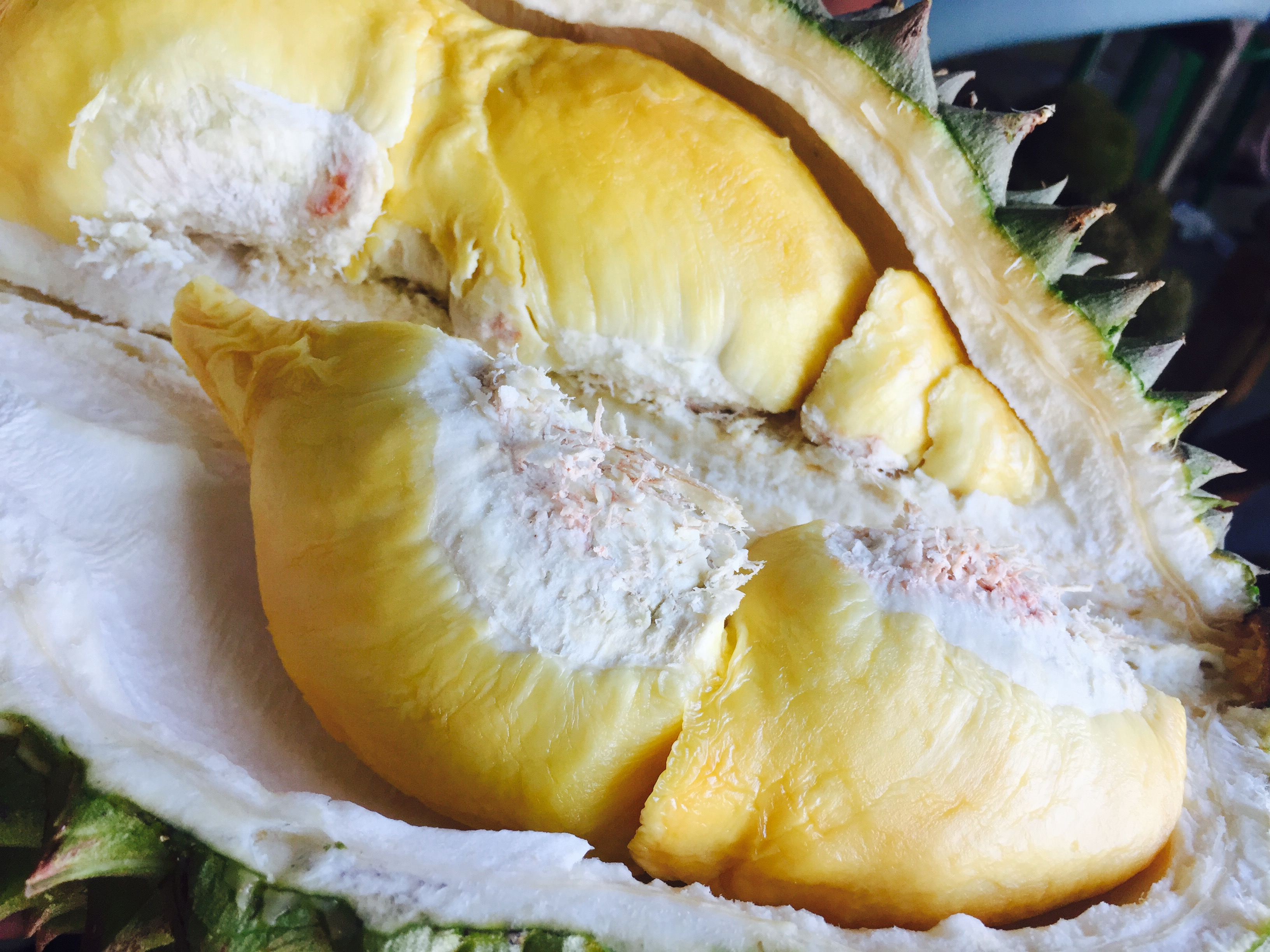 Durians and diversification