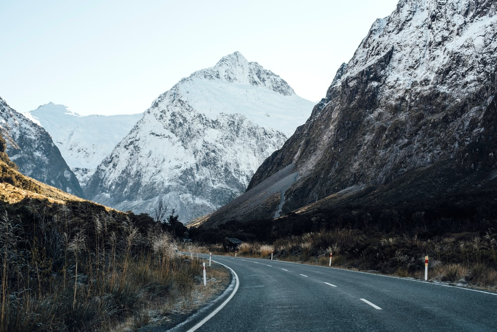 Milford Sound Highway, New Zealand. Photo by Marjorie Teo