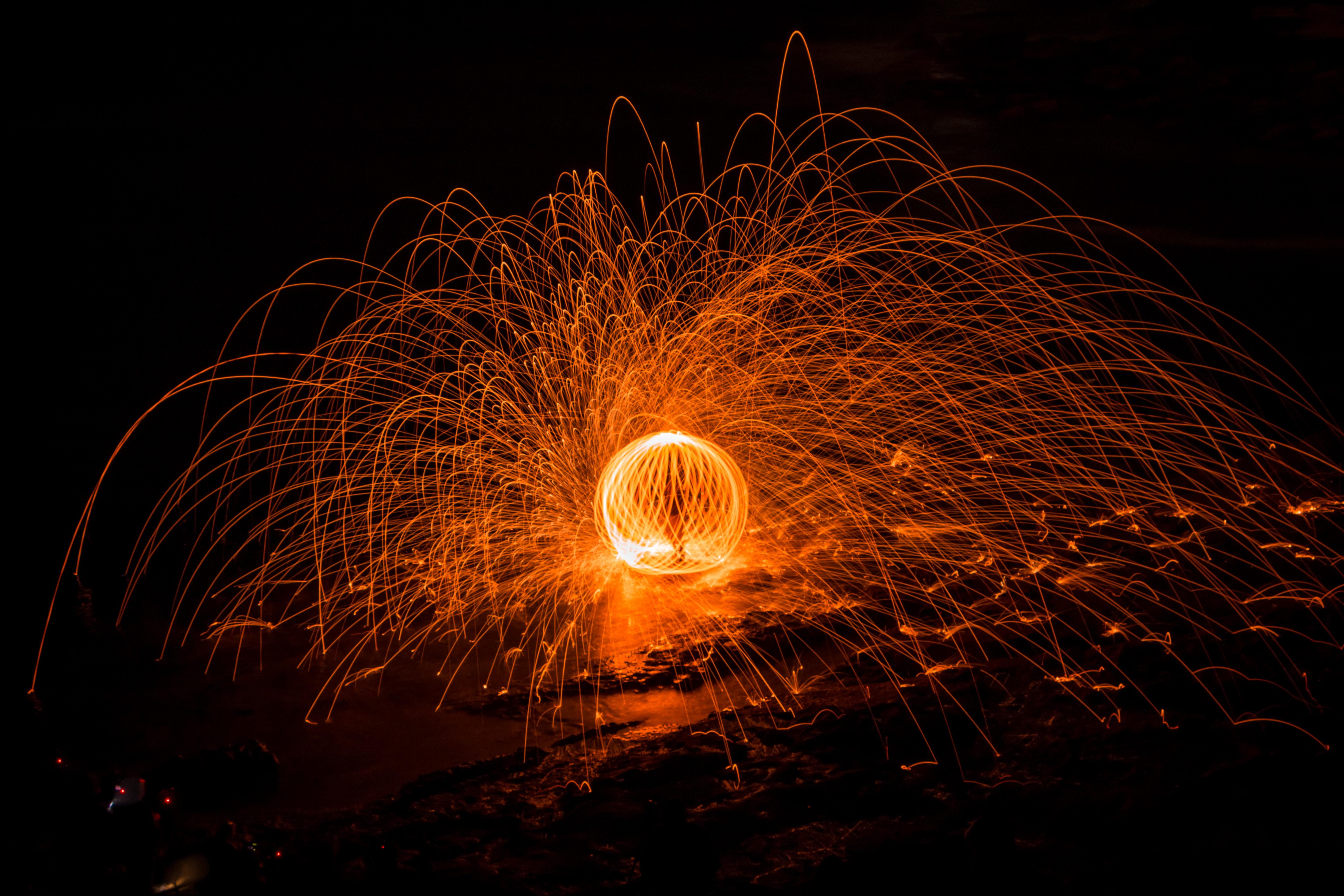 steelwool photography