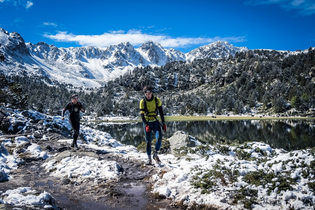Our first Spartan Race was the European Championship in Andorra. All white, the mountains packed with snow even though it was September. A crazy race full of obstacles, great views, great people, joy and passion.