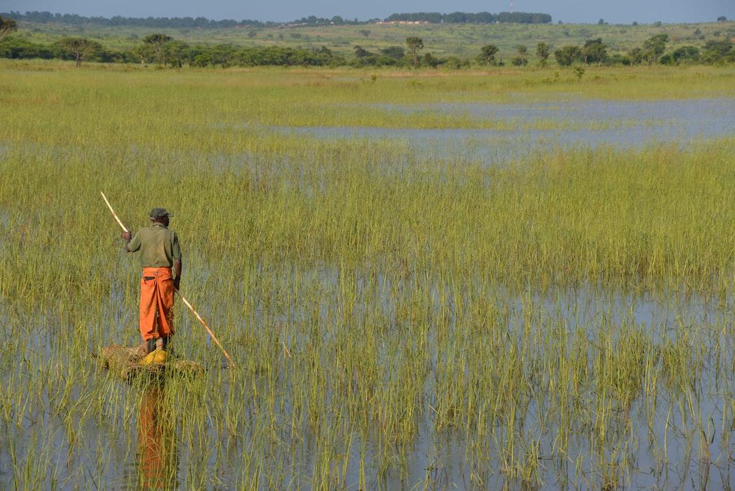 Angola agua