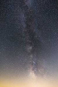 photo of stars and milky way