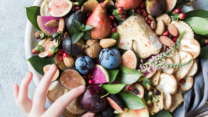 Frutta a colazione per iniziare bene la giornata