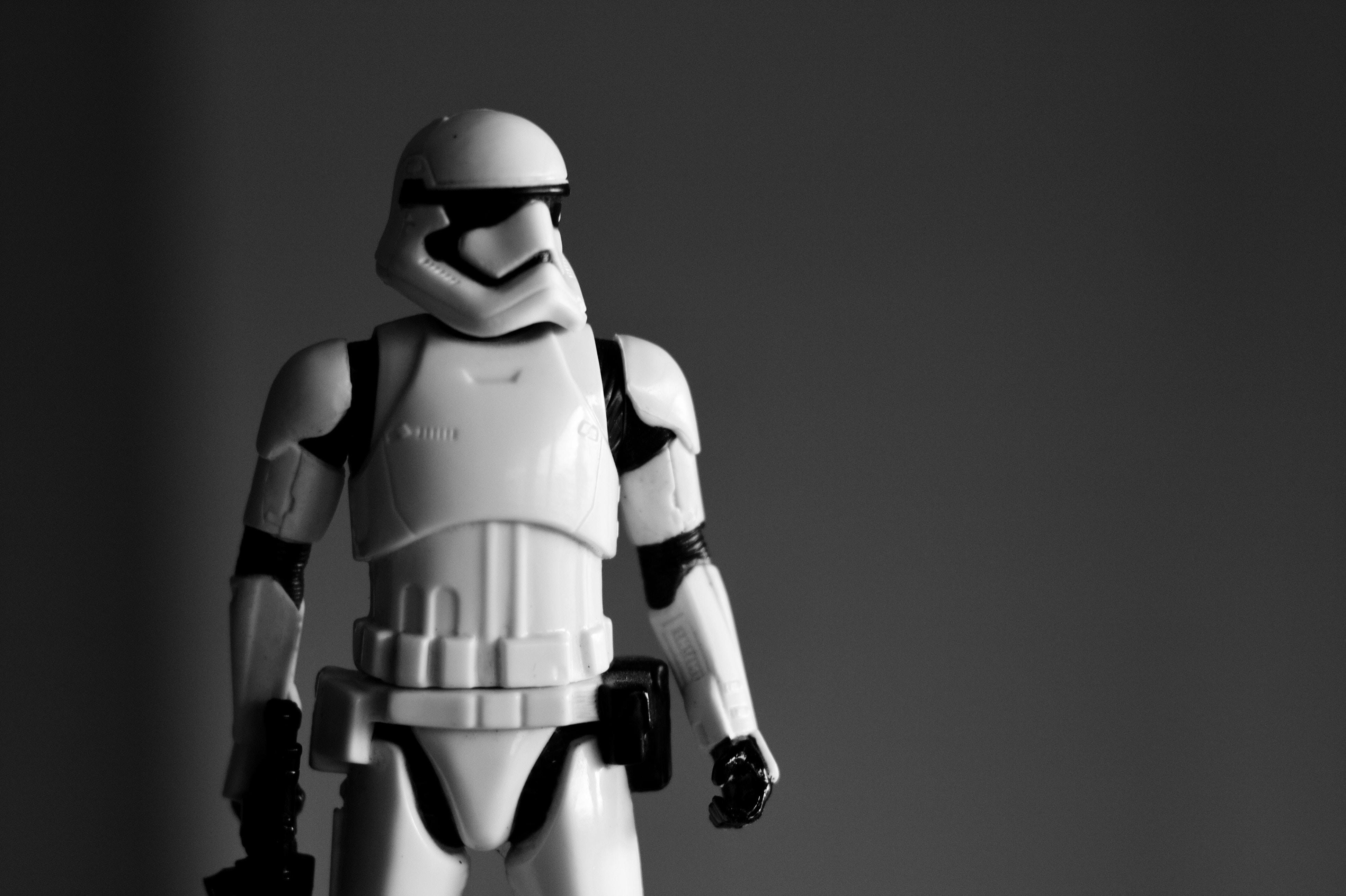 Star Wars Stormtrooper action figure