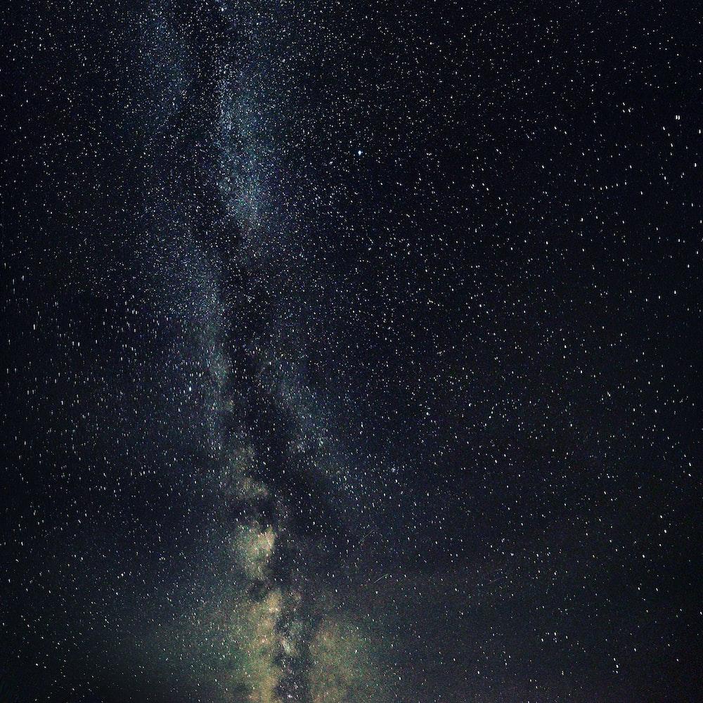 Milky Way Galaxy photography