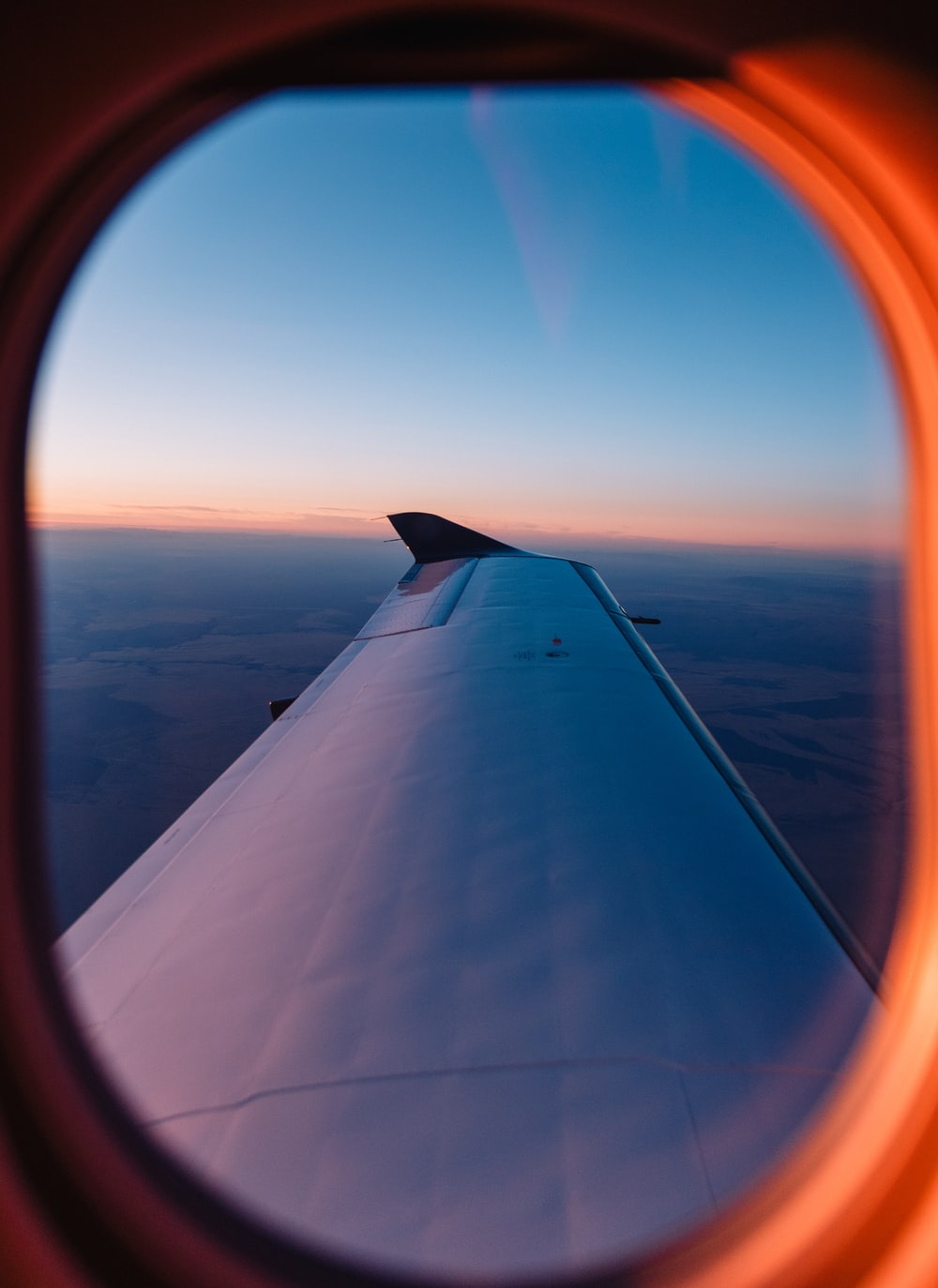 Plane Airplane Window And Wing HD Photo By Caleb Woods On Unsplash