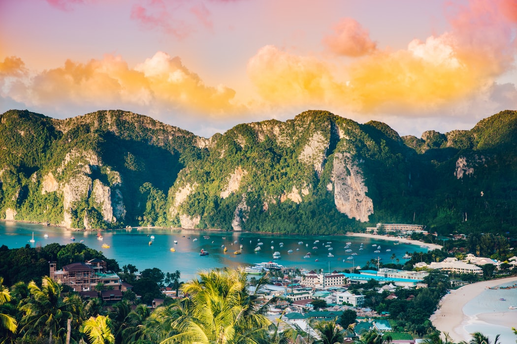 Phi phi island, Things to do in Thailand in March