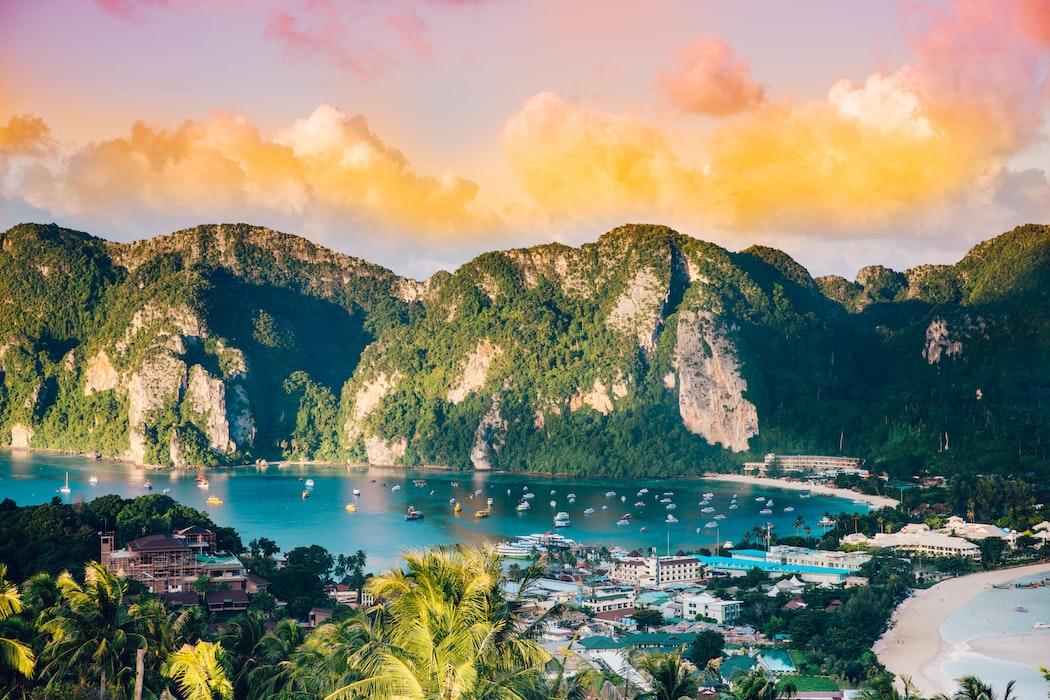 Phi Phi Islands- Thailand