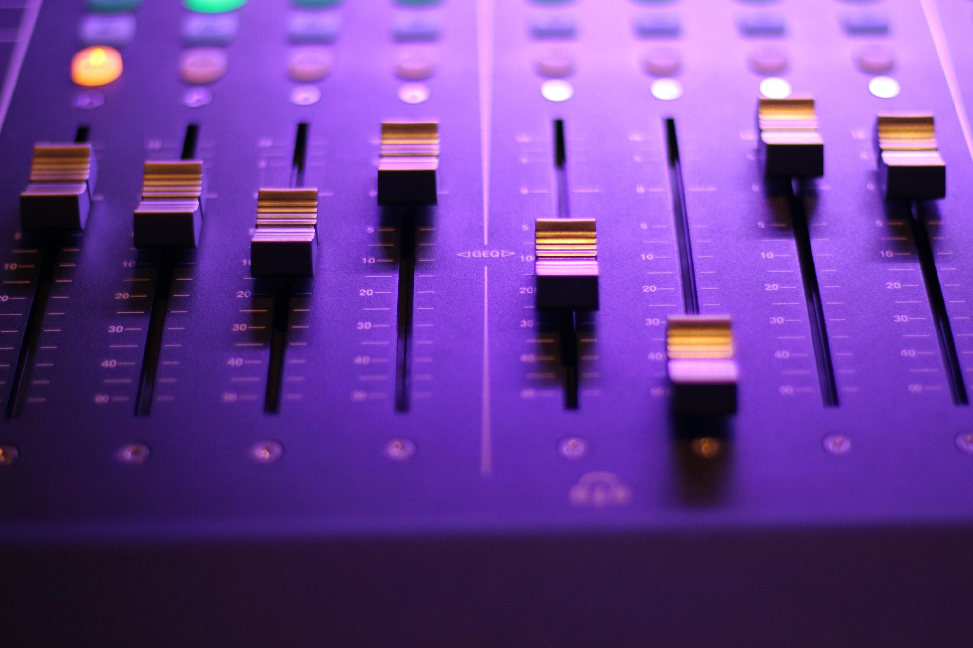 Entertaining sound design