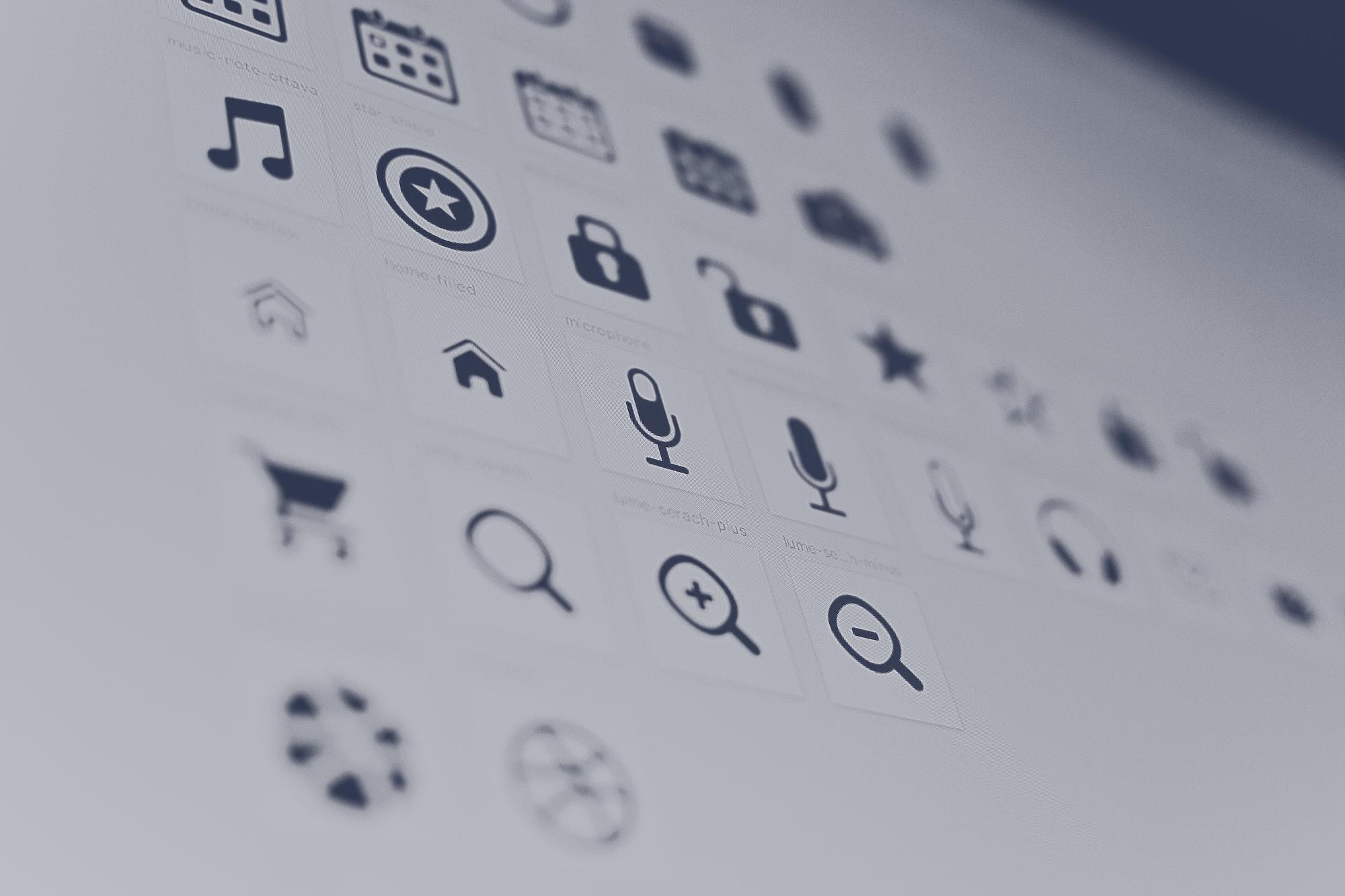 The free icon packs mega list