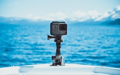 gray activity camera photography gopro teams background