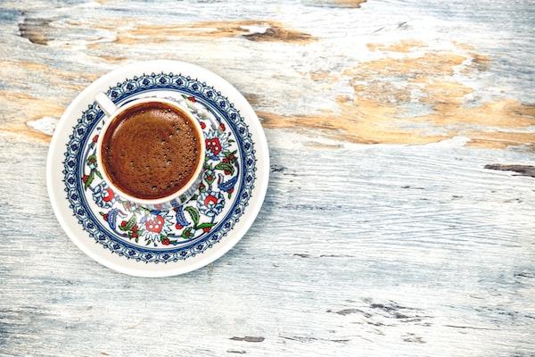 Guide för att göra kaffe i turk