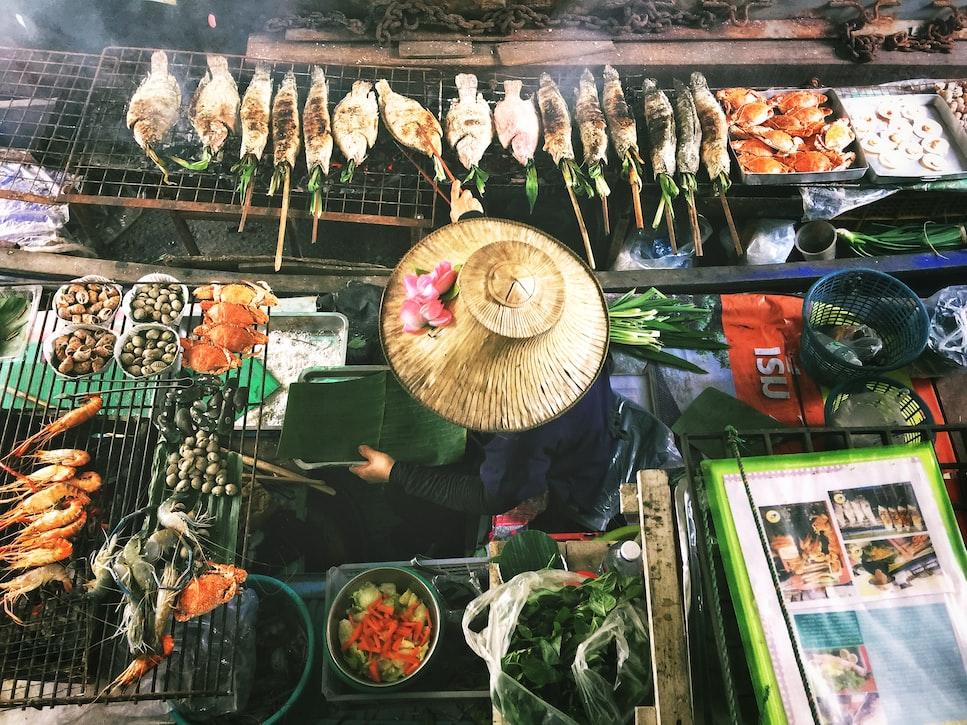 In Bangkok, Thailand | Photo by Lisheng Chang on Unsplash.com