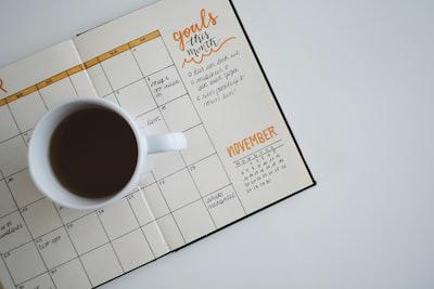 朝勉強ポイント⑤「目標を決める」