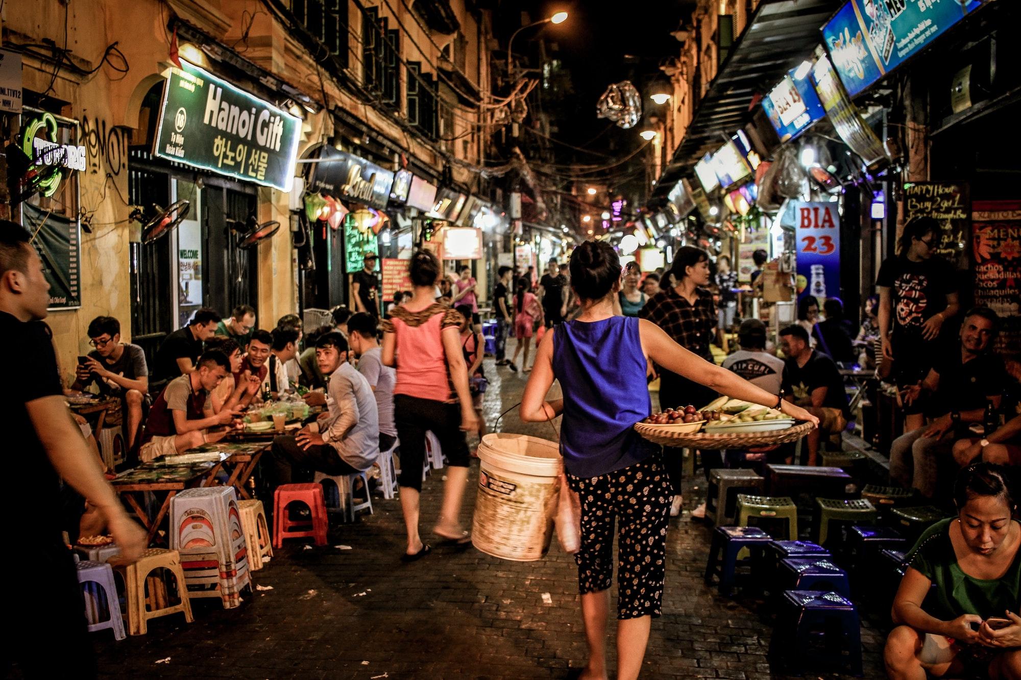 ✋ Vietnam stoppar olagliga djurmarknader