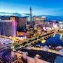 La 500X sfila sulla Strip di Las Vegas e diventa la protagonista