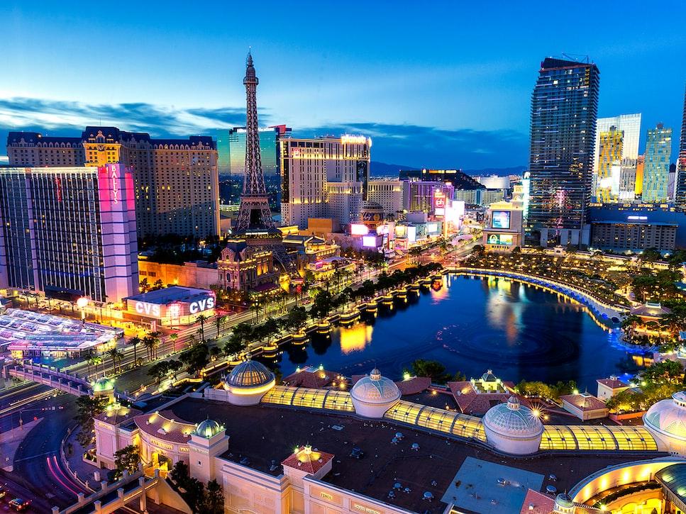 Aquarius - Las Vegas | Popular Travel Destinations In The US For Your Zodiac Sign