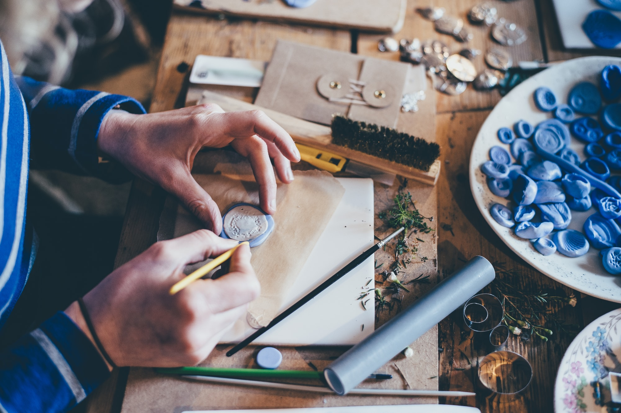 Learn hand crafting like a pro