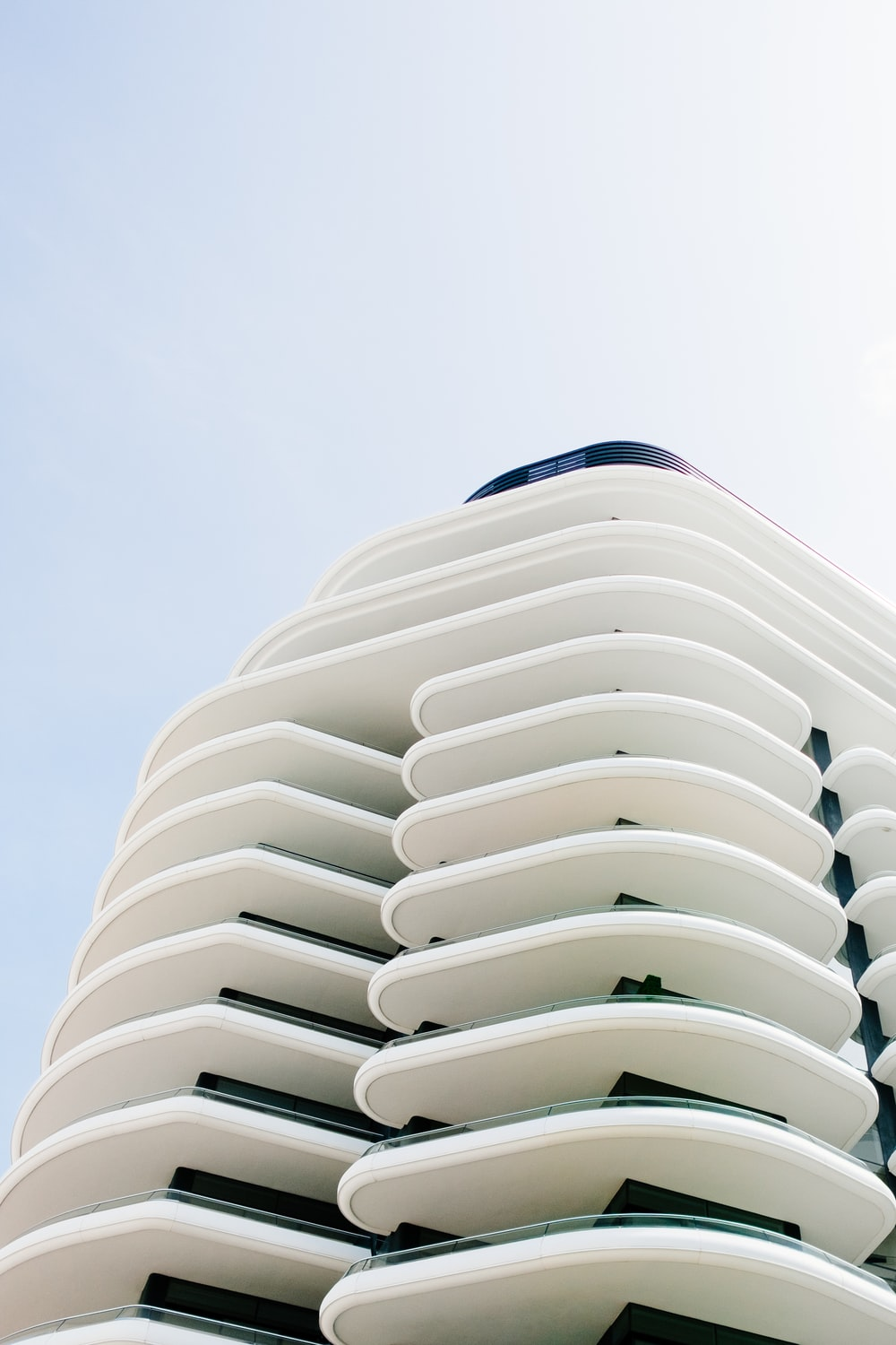 white concrete structure during daytime