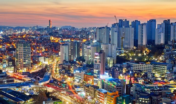Quarantine diary: South Korea