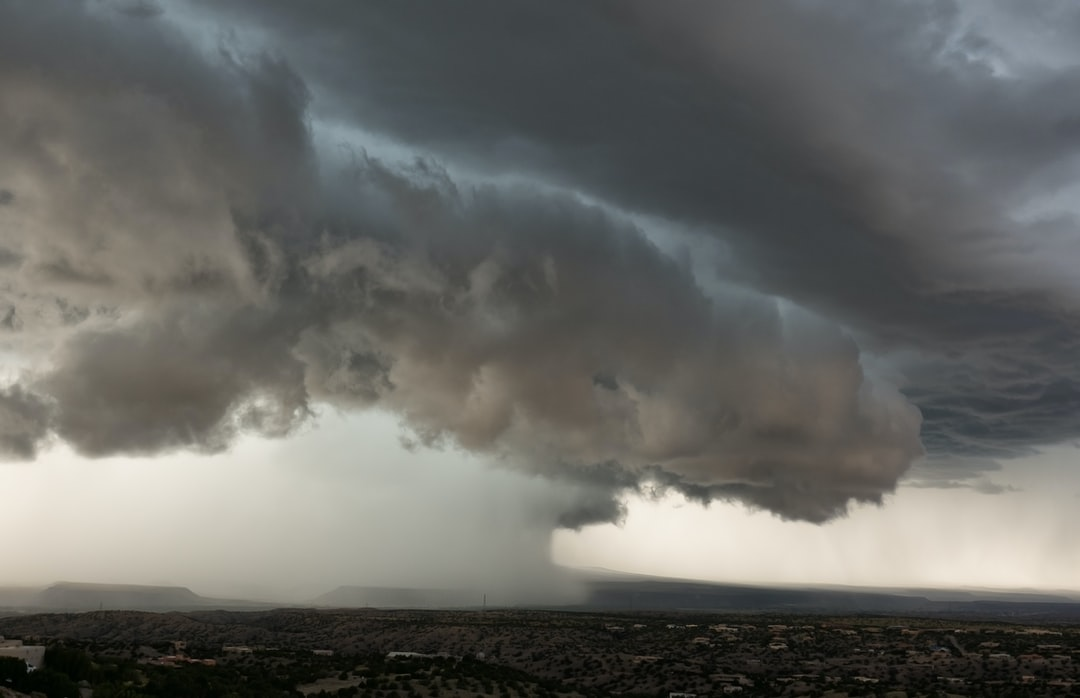 September 30 marks the end of the monsoon season in New Mexico. This year it went out in style.
