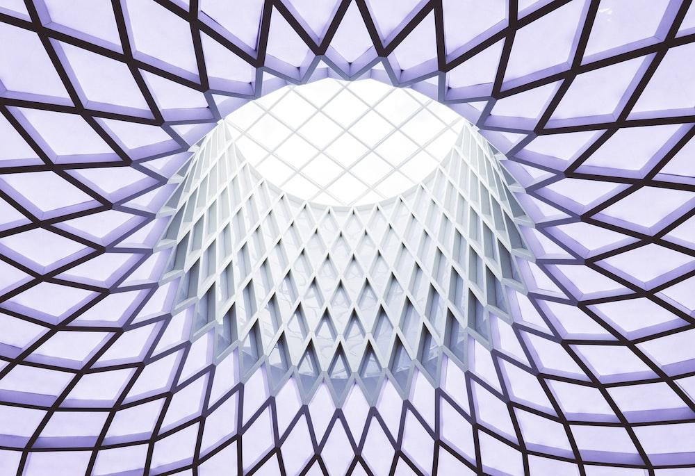 architecture building ceiling