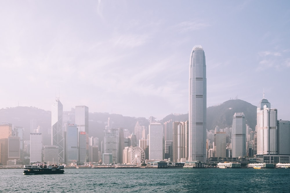 high-raise buildings