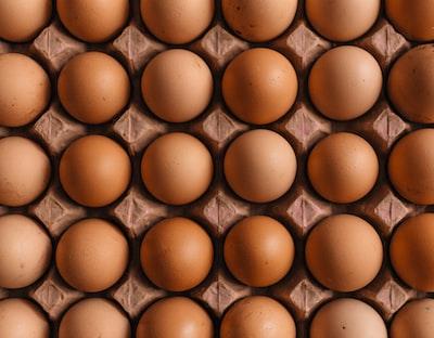native egg lot egg zoom background