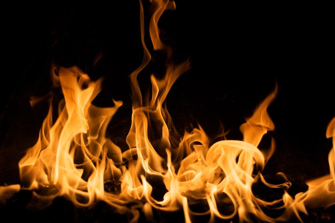 Brændeovn i udestuen