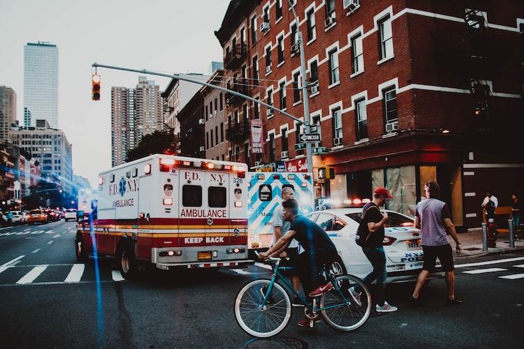 Ambulance   Photo: unsplash
