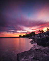 Shot this a couple days ago in Petoskey Michigan. Worth getting up early for.