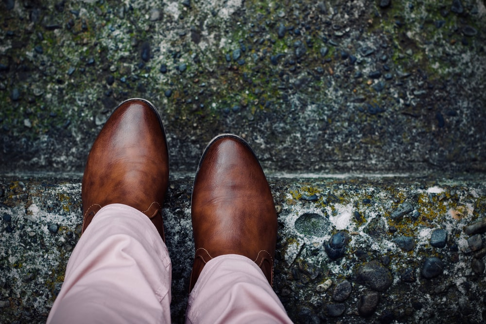 boots style shoes for men