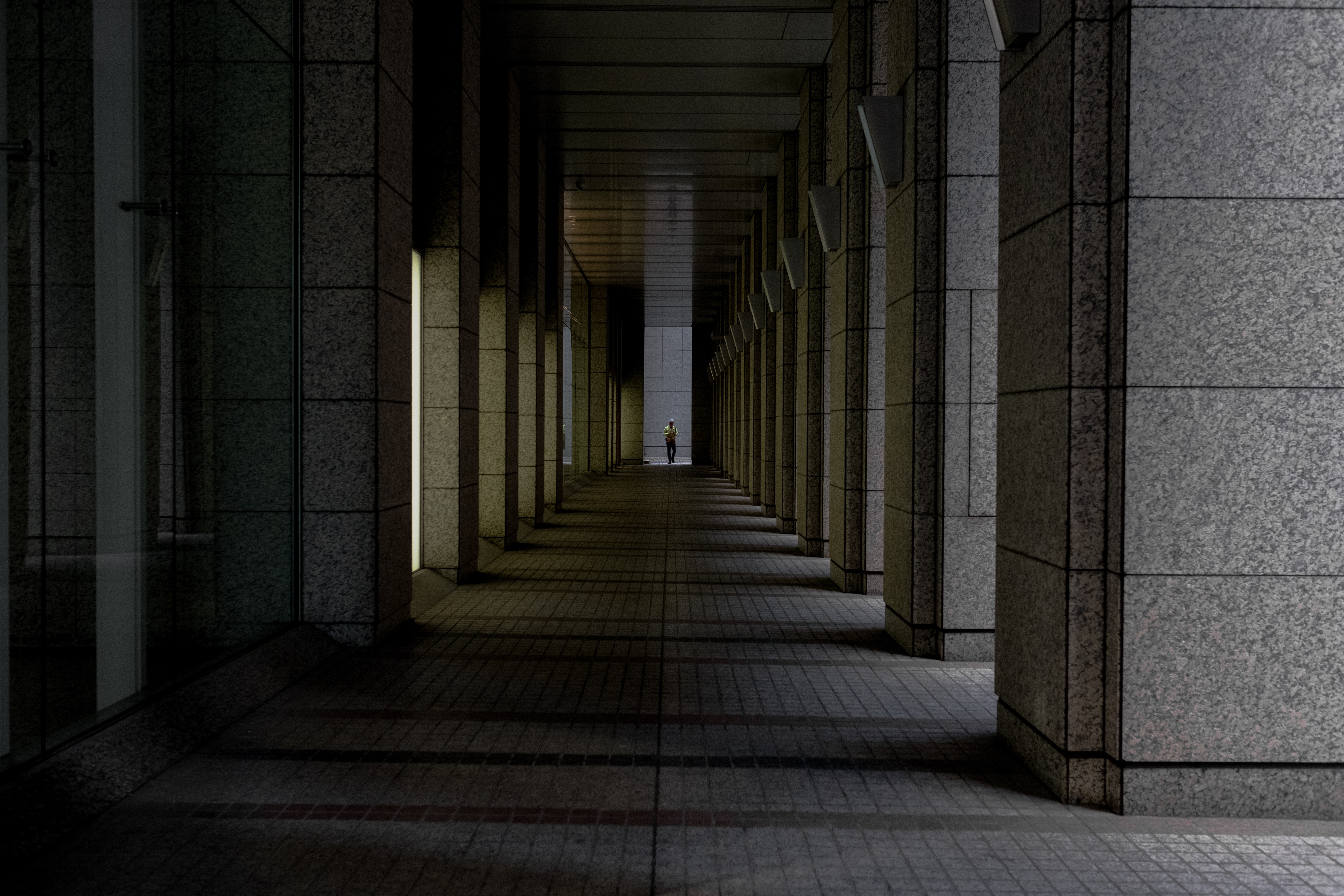 Corridor of the Damned An original poem.  stories