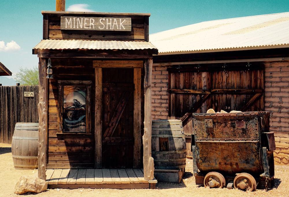Miner Shak cottage