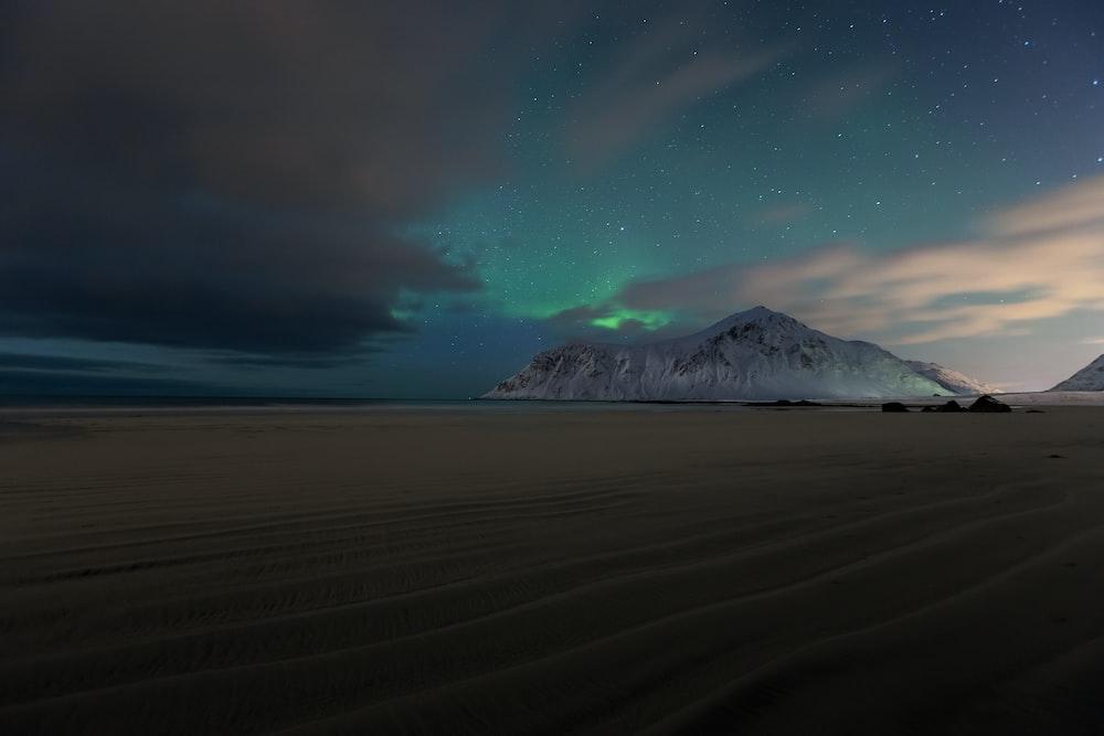 photography of Aurora Light