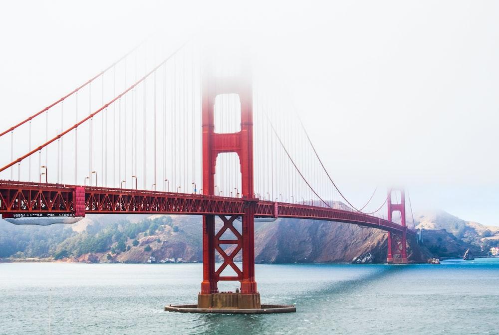view of San Francisco Bridge during daytime