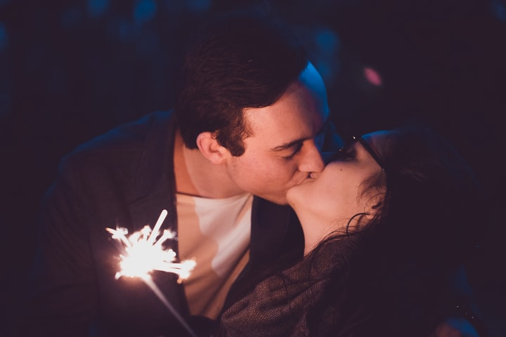 Why Does Kissing Work?