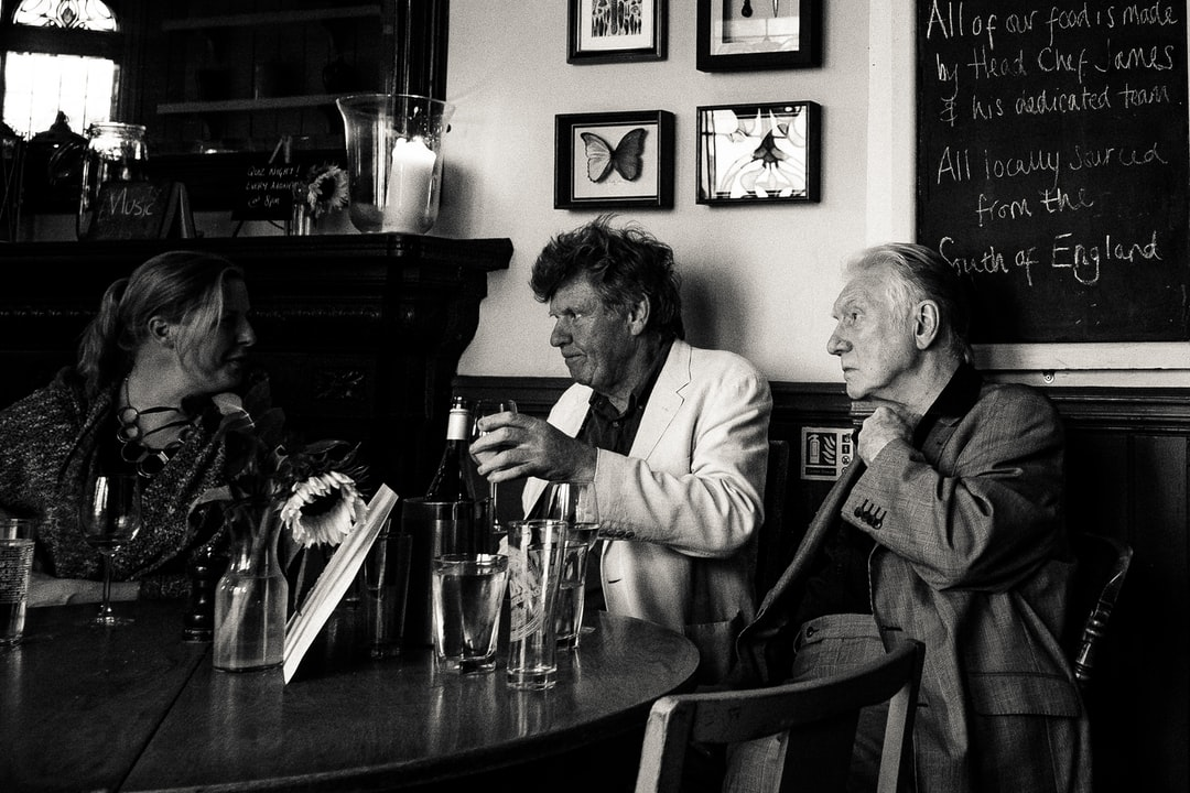 The pub story