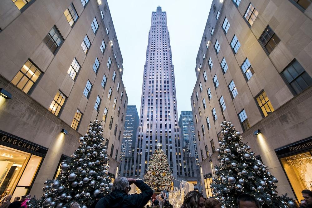 Weihnachtsbaum Rockefeller Center.Rockefeller Center Christmas Tree Pictures Download Free Images On