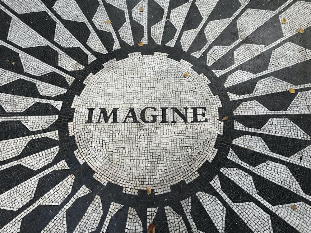 imagine text