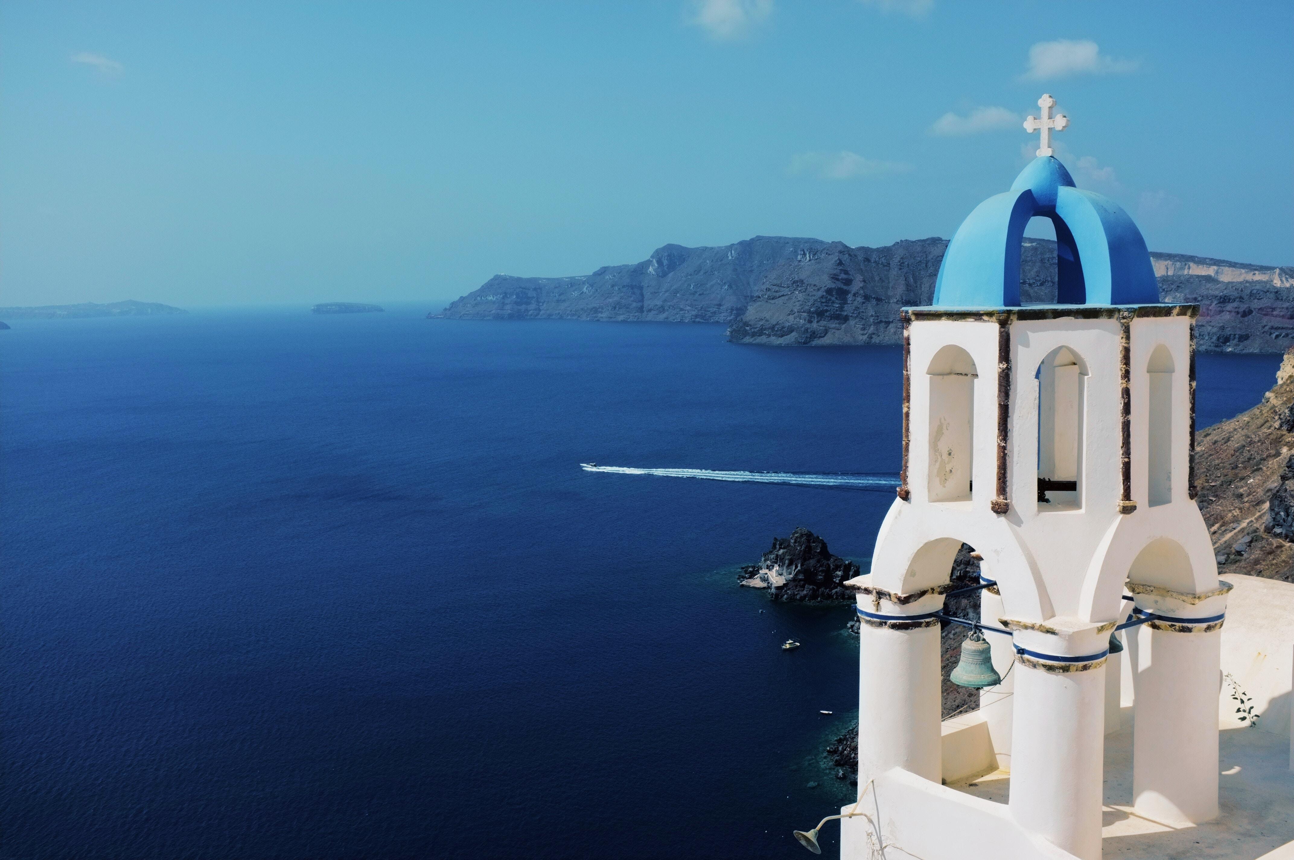 Santorini, Greece during daytime