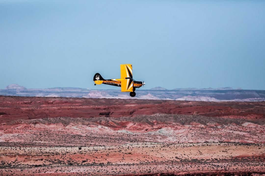 Patrick Hendry - Desert Flight
