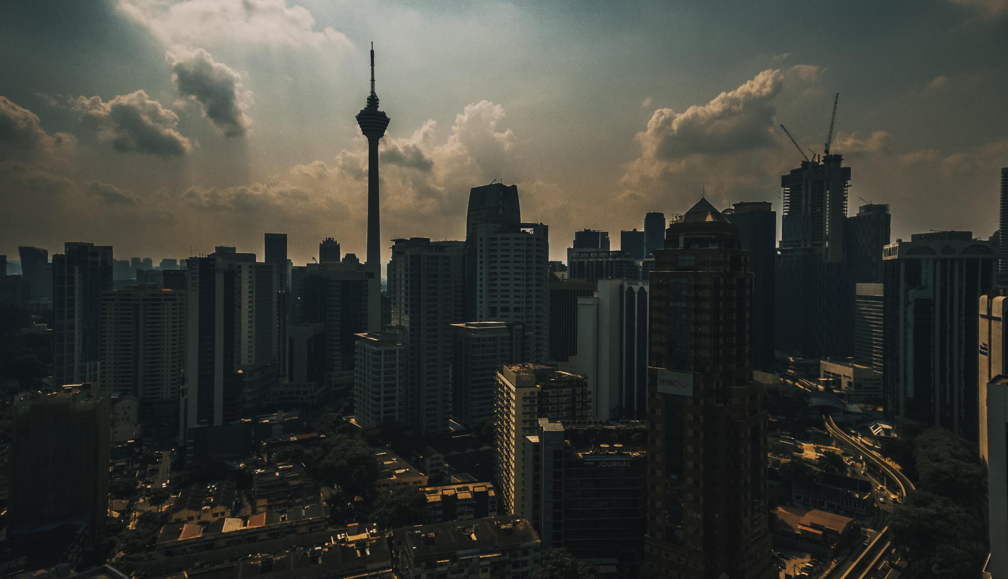 Kuala Lumpur Malaysia Kuala Lumpur Tower