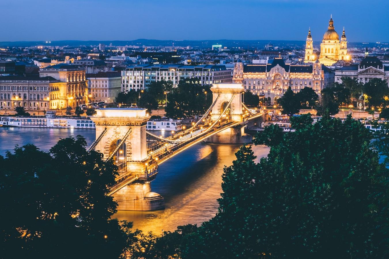 v dubnu na dovolenou na výlet do maďarska budapešť
